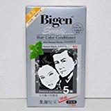 Bigen Natural Black 881 Speedy Hair Color Conditioner