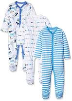 Mothercare Baby Boys' Crew Sleepsuit,(Manufacturer Size: 56 cms)