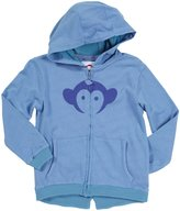 Appaman Marcy Zip Up Hoodie (Baby)- Goji Berry-3-6 Months