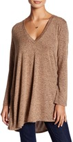 Riller & Fount Kevin Long Sleeve A-Line Tunic