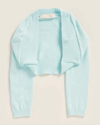Elsy Newborn/Infant Girls) Agata Short Cardigan