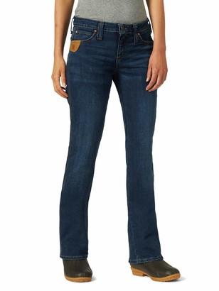 Riggs Workwear Women's 5 Pocket Boot Cut Jean