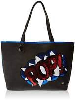 Lollipops Women's Yukulele 22208 Shoulder Bag Blue