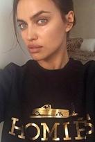 Brian Lichtenberg Homies Sweatshirt in Black/Gold