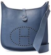 Vintage Blue Chevre Evelyne I GM