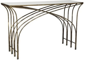 """Mercer41 Kim Marble 48"""" Console Table"""