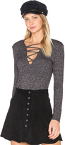 Riller & Fount Norman Criss Cross Top