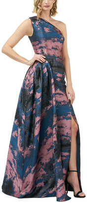 Kay Unger Noelle Gown
