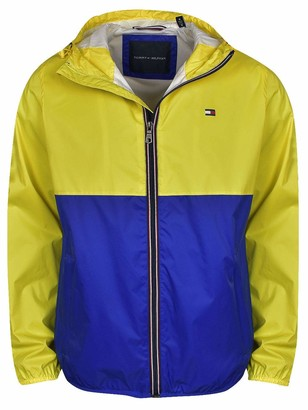 Tommy Hilfiger Men's Active Water Resistant Rain Jacket