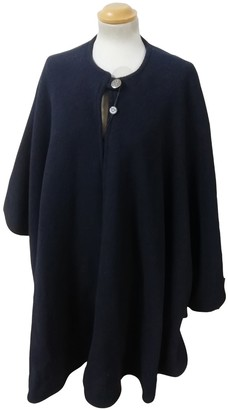Ami Blue Cashmere Jackets