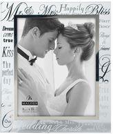 Malden ''Mr. & Mrs.'' 8'' x 10'' Frame