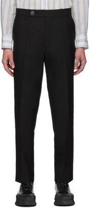 Namacheko Black Shil Trousers