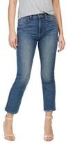 Paige Women's Sarah High Rise Straight Leg Jeans