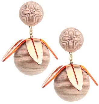 Rebecca De Ravenel Tulip 2 Drop Earrings