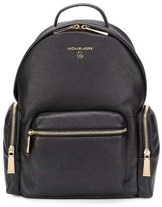 MICHAEL Michael Kors Double Zip Logo Backpack