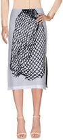 Sportmax 3/4 length skirts