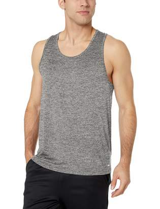 Amazon Essentials Men's Tech Stretch Performance Tank Top Shirt