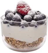 Parfait Glass Cup Glass Dish - Small Glass Dessert Bowl - 5 oz - 10ct Box - Restaurantware