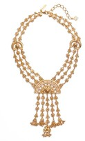 Oscar de la Renta Women's Ornate Charm Necklace