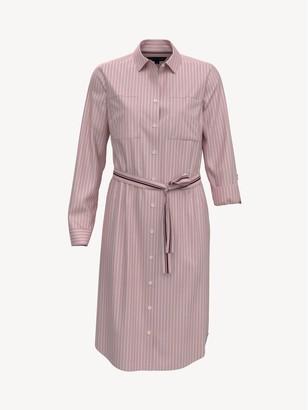 Tommy Hilfiger Essential Stripe Shirtdress
