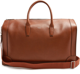 Mulberry Belgrave grained-leather holdall