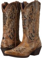 Laredo Crosswing Cowboy Boots