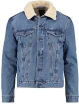 New Look New Look Billy Borg Denim Jacket Denim Blue
