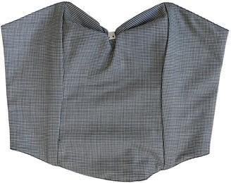 Alyx Grey Wool Tops
