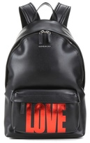 Givenchy Small Printed Leather Backpack