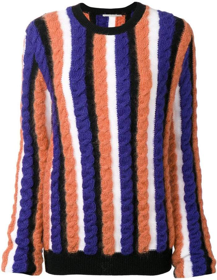 Marco De Vincenzo cable knit jumper