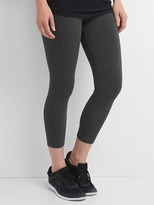 Gap Maternity Pure Body low-rise leggings
