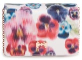Ted Baker Expressive Pansy Clutch - Pink