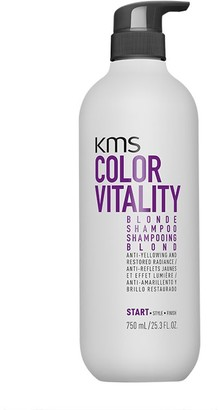 KMS California Colorvitality Blonde Shampoo 750Ml
