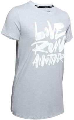 Under Armour Womens Love Run Another Tee
