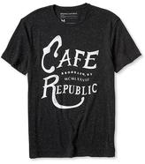 Banana Republic Heritage Cafe Racer Graphic Tee