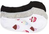 Dotti 3 Pack Cupcake Socks