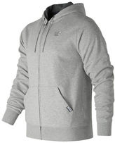 New Balance Classic Full Zip Fleece Hoodie
