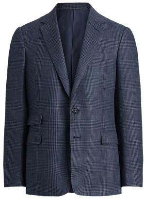 Ralph Lauren Gregory Glen Plaid Sport Coat