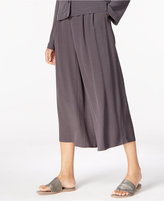 Eileen Fisher Tencel® Blend Pull-On Gaucho Pants, Regular & Petite