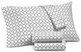 Charter Club Damask Designs Damask Designs Printed Geo Sheet Sets, 500 Thread Count, Created for Macy's