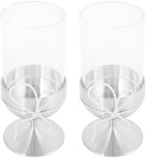 Vera Wang Wedgwood Love Knots Tealight Holders - Set of 2