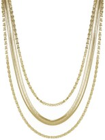 Ettika Layered Chain Necklace