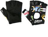 Fendi monster space print gloves