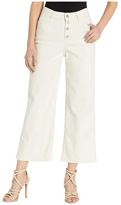 Levi's(r) Womens Mile High Wide Leg (Stoned Out) Women's Jeans