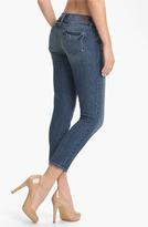 Paige 'Kylie' Crop Skinny Jeans (Beachwood) Womens Beachwood Size 31 31