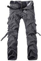 Ouroboros Pants Men's Cargo Pants, Canvas