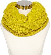 JCPenney jcpTM Cable Knit Infinity Scarf