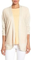 Eileen Fisher Petite Women's Tencel Blend Oval Cardigan