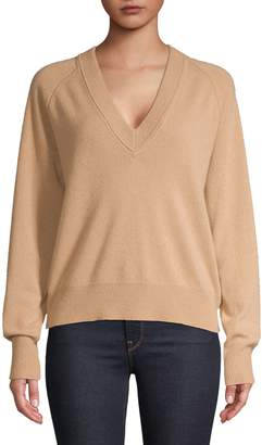 Equipment Long-Sleeve Cashmere Sweater