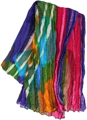 Greatergood Northern Lights Cotton Scarf
